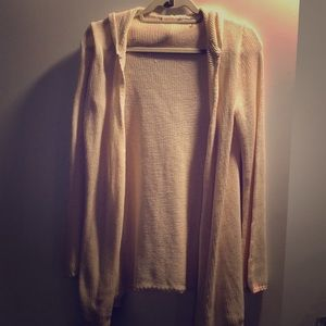 Sweaters - Hooded sweater! Worn once!